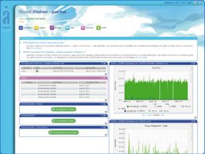 CloudMaker Portal, interface privative et sécurisée